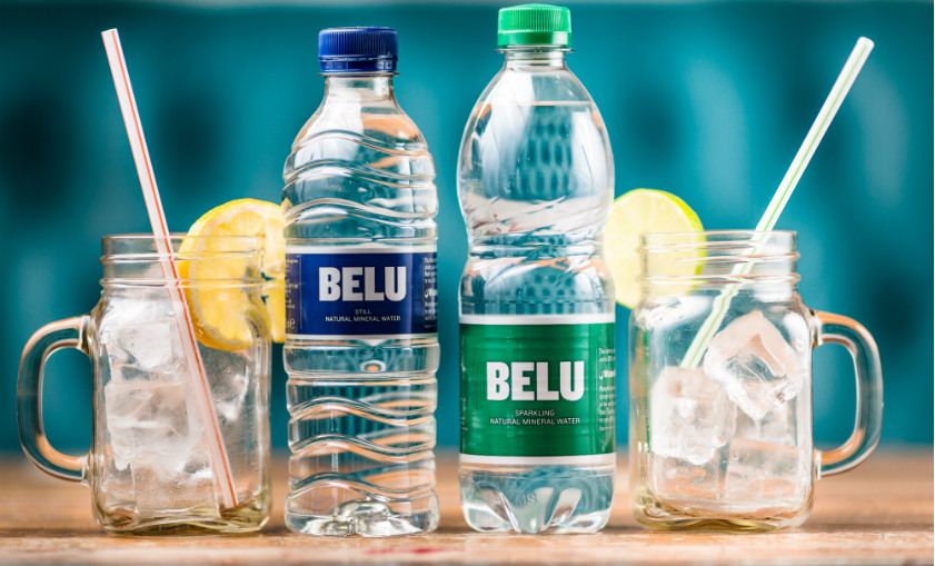 Belu Water - now in cafes