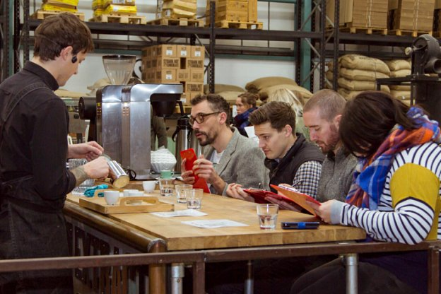 The Boston Tea Party Barista Competition 2016