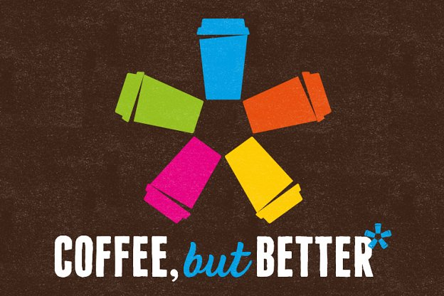 Introducing... Coffee, but Better