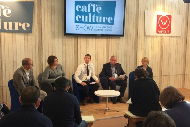 Sustainable cafes at Caffe Culture