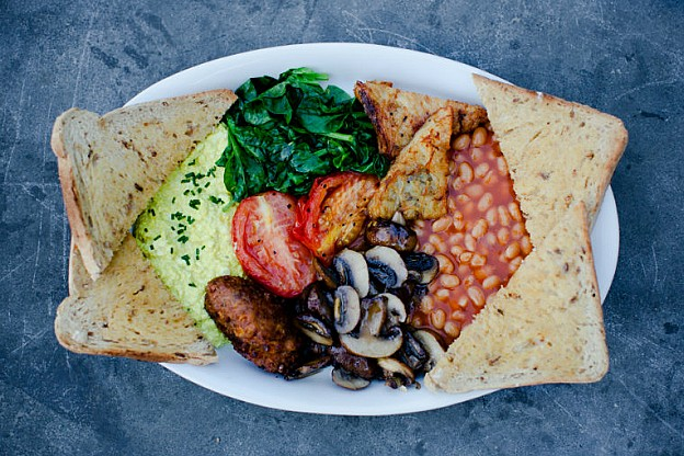 Recipe: Scrambled Tofu