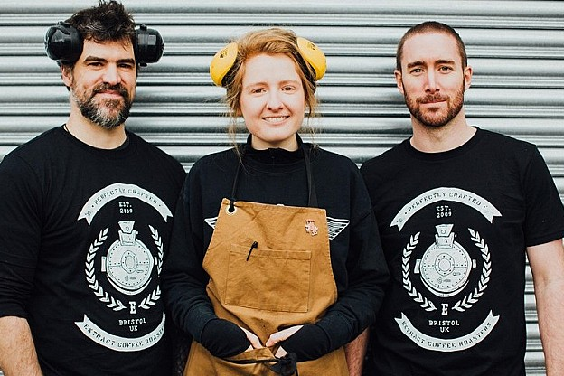 Meet the Maker: Extract Coffee Roasters
