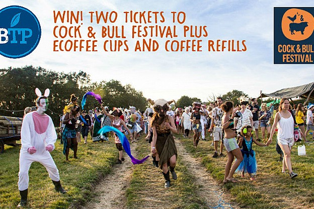 WIN! Two weekend tickets to Cock and Bull Festival with Ecoffee cups to take with you