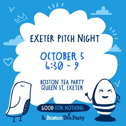 Exeter Pitch Night