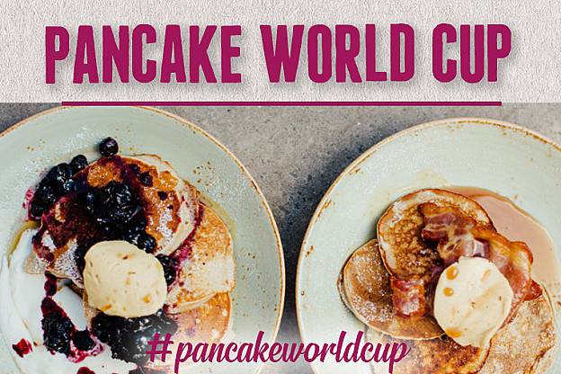 The Pancake World Cup - The Final