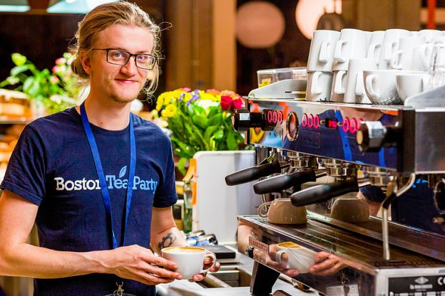 Better Baristas: Why we're serious about getting qualified