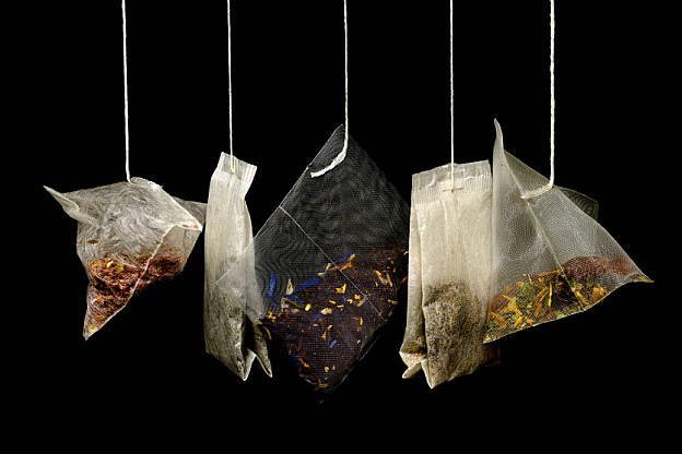 The trouble with teabags