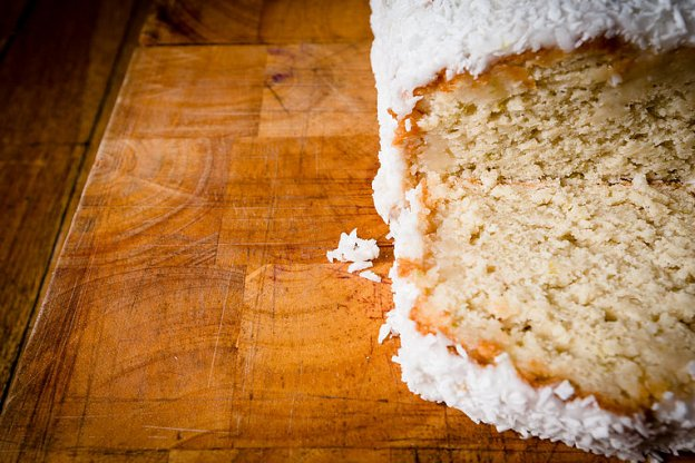 Recipe: How to make our Coconut and Lime cake