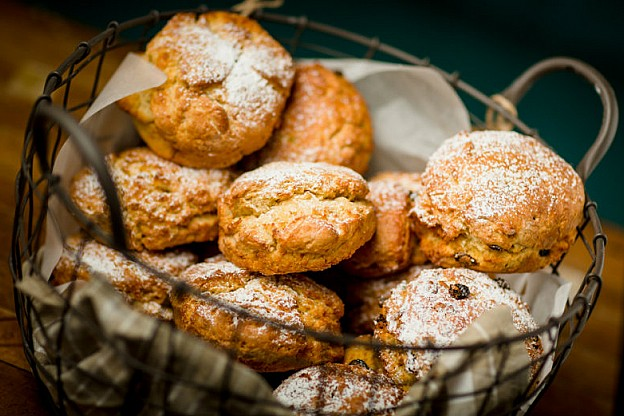 Making things better: Make your best ever scones