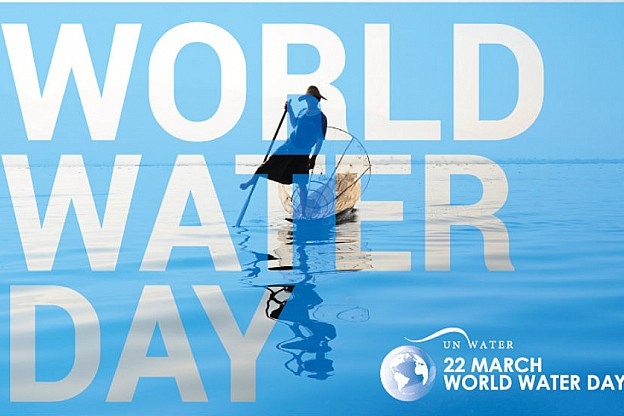 UN World Water Day: 22 March 2018